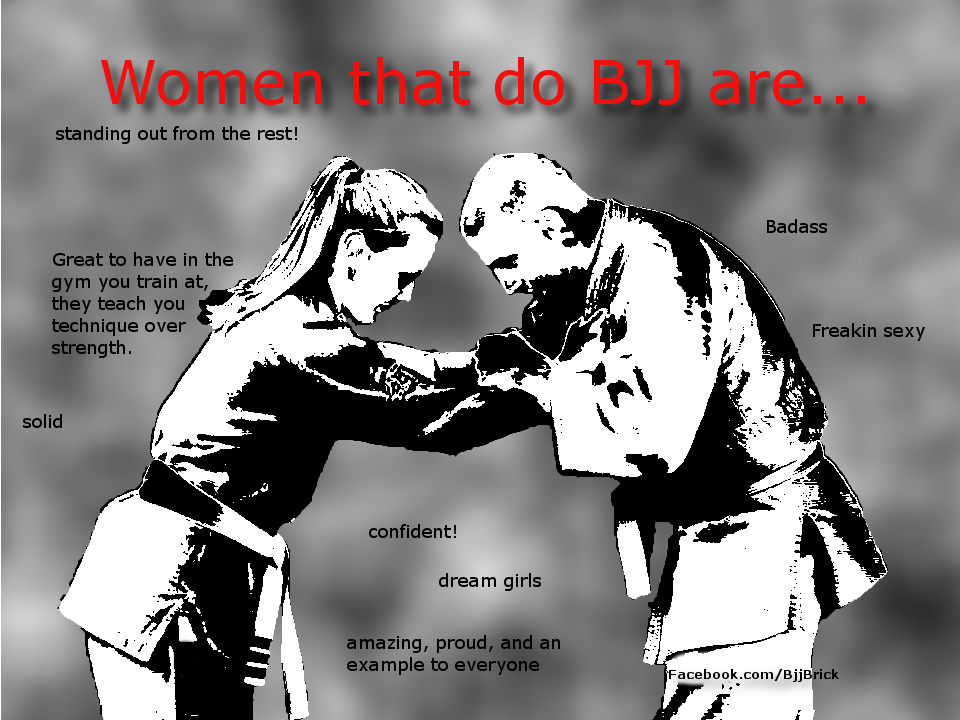 Jiu Jitsu Quotes Captivating Women That Do Bjj Are…  Bjjbrick