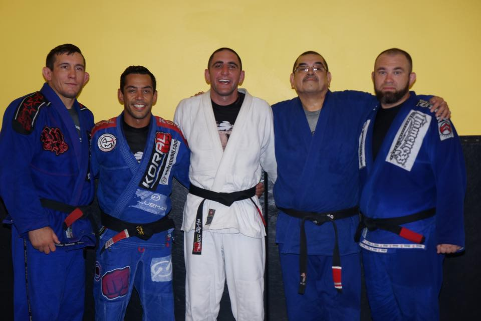 "Jake Fox, Andre ""Tim"" Monteiro​, Byron Jabara, John Castillo, and Jake Smith"