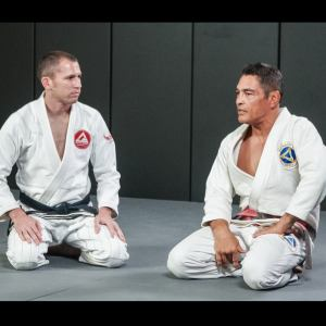 Budo Jake and Rickson Gracie