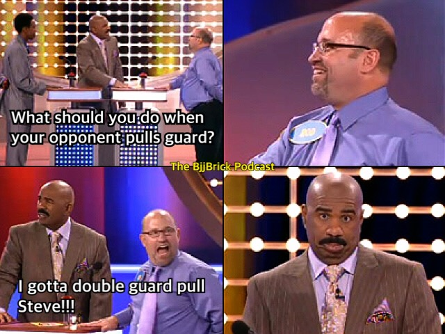 Steve Harvey does not like that answer
