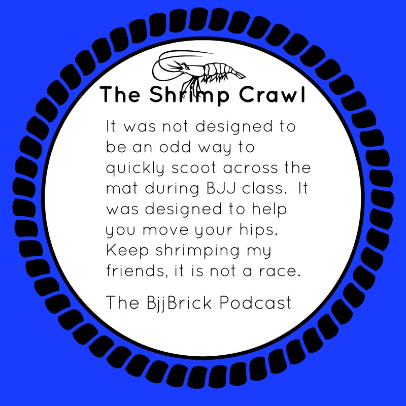 The Shrimp Crawl