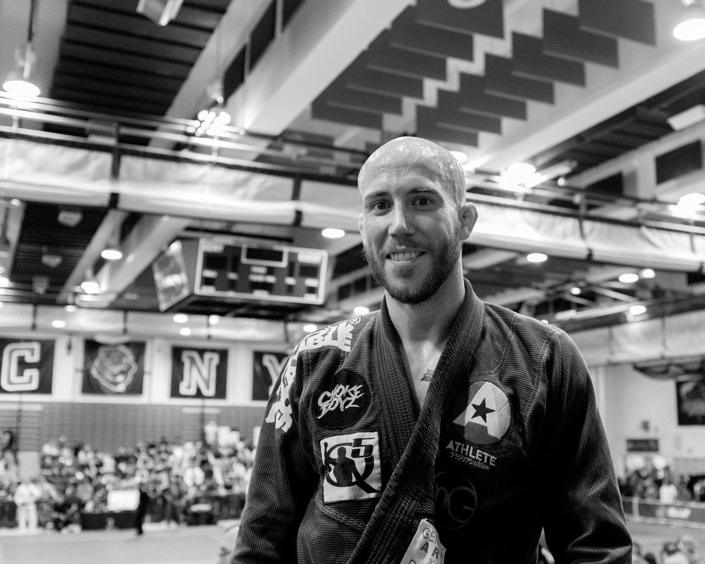 Dan Covel BJJ black belt