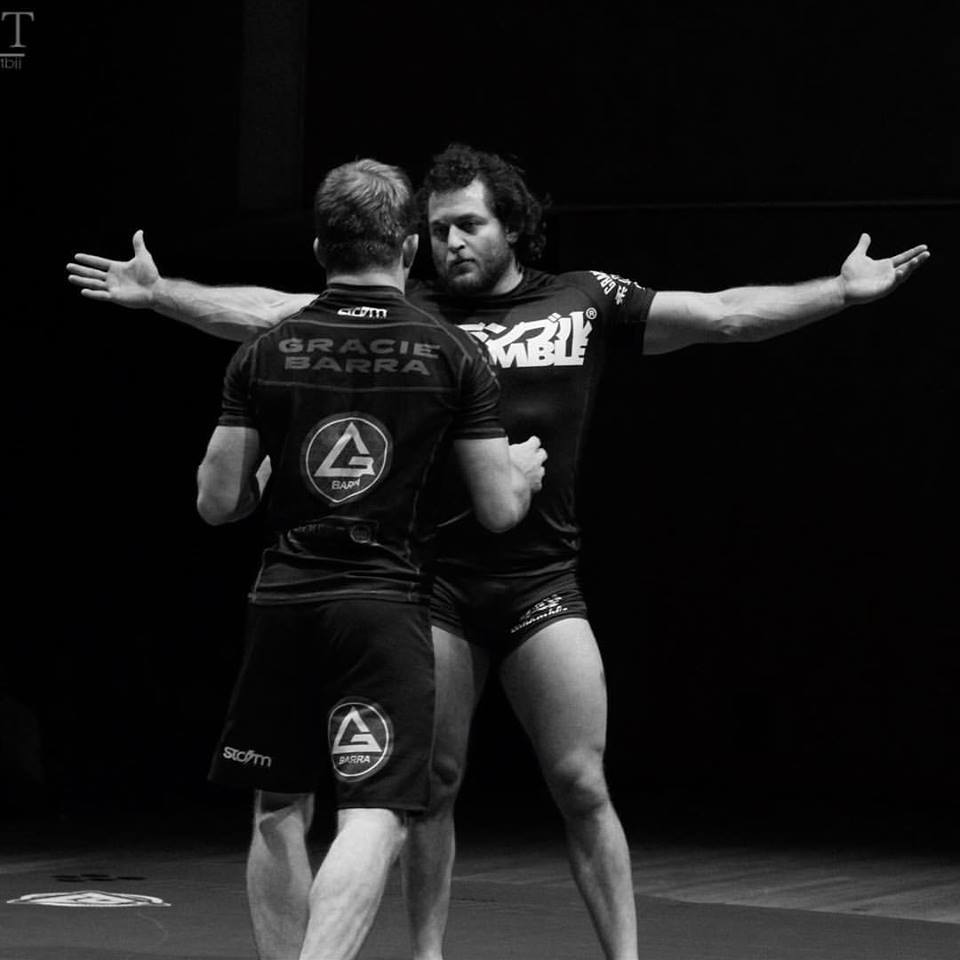 No gi Daniel Strauss