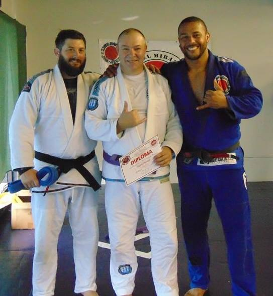 How I progressed at BJJ going to class 6 or 7 times a month