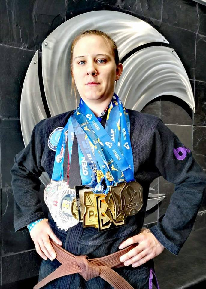 Epi 185 An Amazing Story And Advice From Sarah Draht - BjjBrick ...
